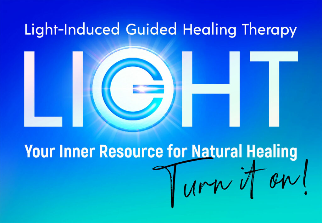 Light-Induced Guided Healing Therapy